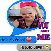 Chat with Jojo Siwa online icon