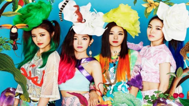 Red Velvet Kpop Wallpaper Video Complete For Android Apk