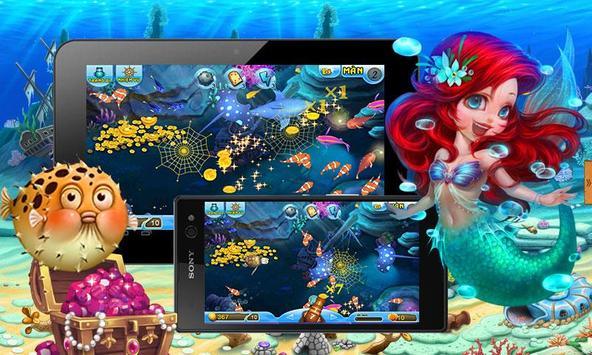 Vua Bắn Cá (Vua Ban Ca) apk screenshot