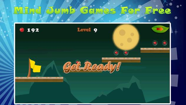 Smart Mind Jump Games For Free poster