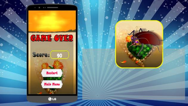 Alien Beetle Running 2016 screenshot 4