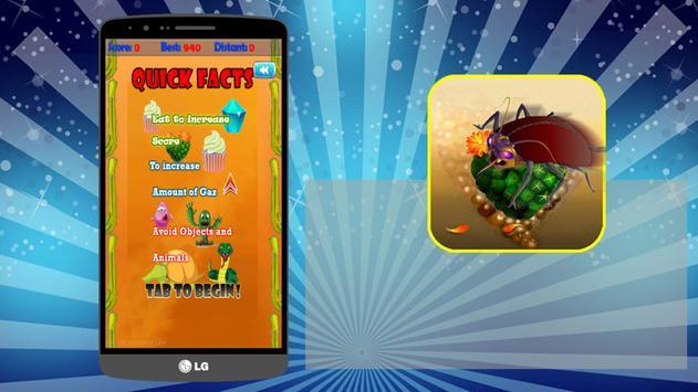 Alien Beetle Running 2016 screenshot 7