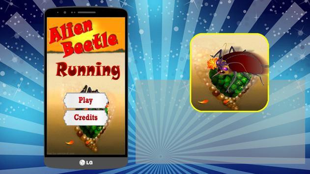 Alien Beetle Running 2016 screenshot 16