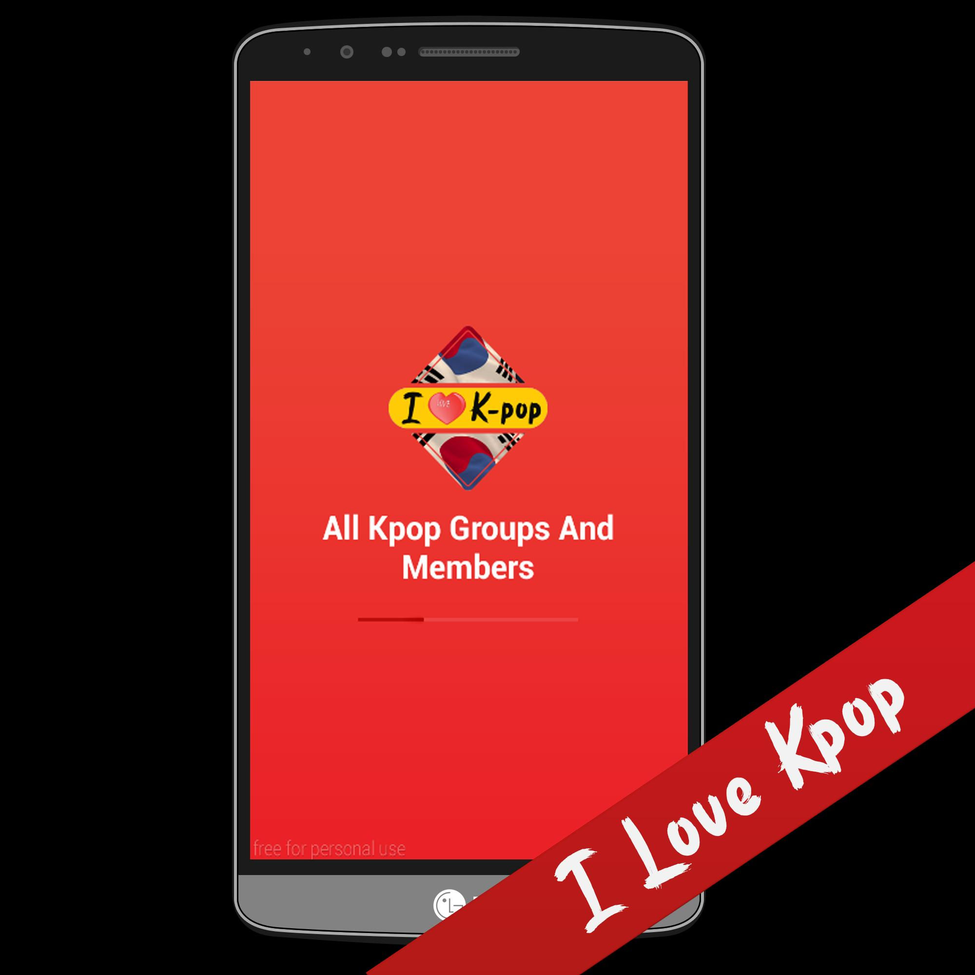 All K-pop Groups And Members for Android - APK Download