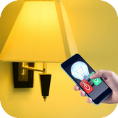 Control Lamp Remotely Prank icon