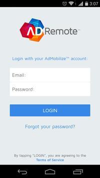 AdRemote apk screenshot
