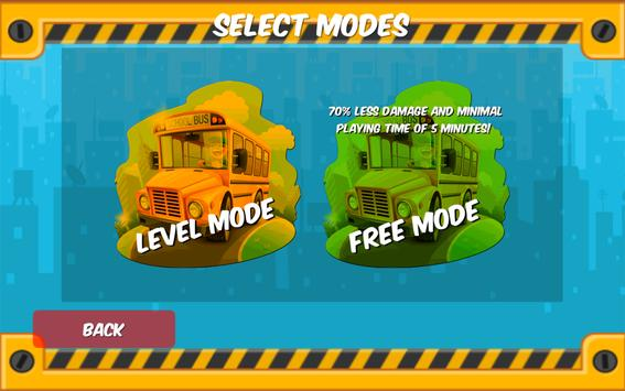 City Driver : School Bus 3D apk screenshot