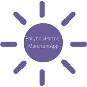 Ballyhoo Merchant App icon