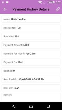 Flash Homes Paying Guest (PG) & Hostel Manager App screenshot 5