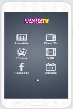 Divin Amour TV poster