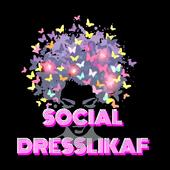 DressLikAf - Social icon