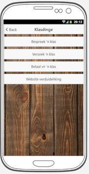 Die Ekstra Klas App screenshot 1