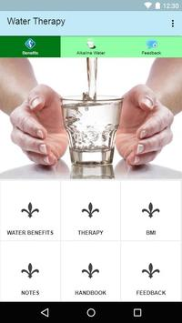 1 Schermata Water Therapy