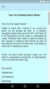 8 Schermata Water Therapy