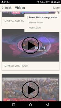 MFMCF FUNAAB apk screenshot