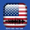 Radio for KSFO 560 Hot Talk AM San Francisco icon
