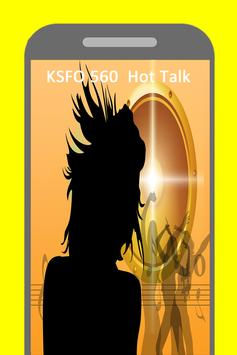 Radio for KSFO 560 Hot Talk AM San Francisco screenshot 2