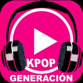 Generación Kpop icon