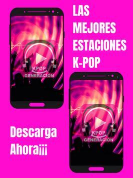 Generación Kpop screenshot 3
