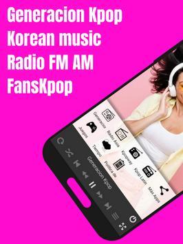 Generación Kpop screenshot 1
