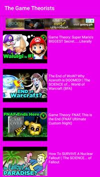 The Game Theorists Videos Channel for Android - APK Download