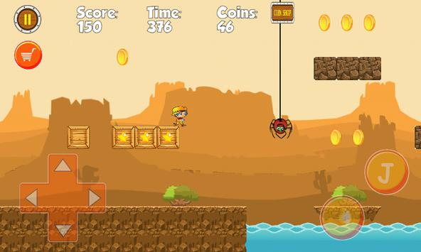 Super Dwarf Run screenshot 6
