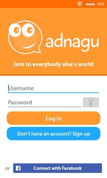 Adnagu poster