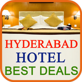 Hotels Best Deals Hyderabad icon