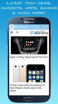 ADnewsCloud- Latest Tech News! poster