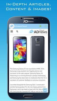 ADnewsCloud- Latest Tech News! apk screenshot