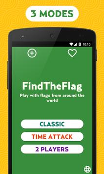 Find The Flag poster