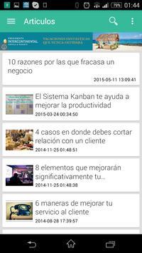 Negocios Productivos screenshot 1
