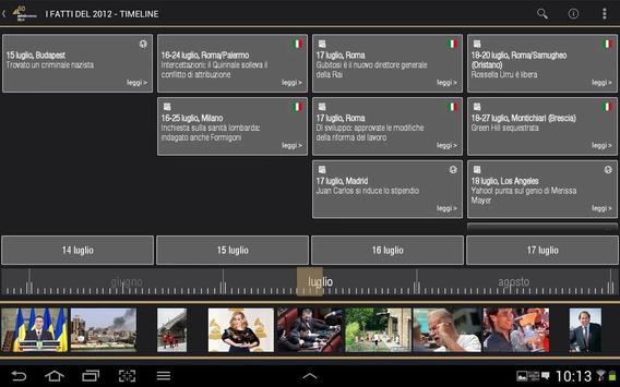 Libro dei Fatti 2013 apk screenshot