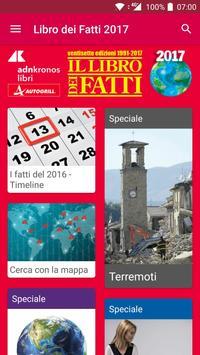 Libro dei Fatti 2017 poster