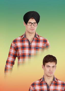 Boys Stylist Photo Editor apk screenshot