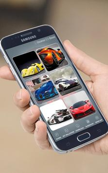 Best Super Cars Wallpapers apk screenshot