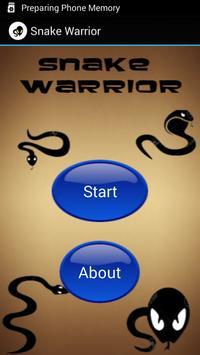 Snake Warrior poster