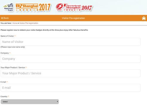 EP Shanghai 2017 apk screenshot