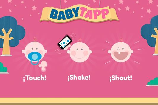 BabyTapp apk screenshot