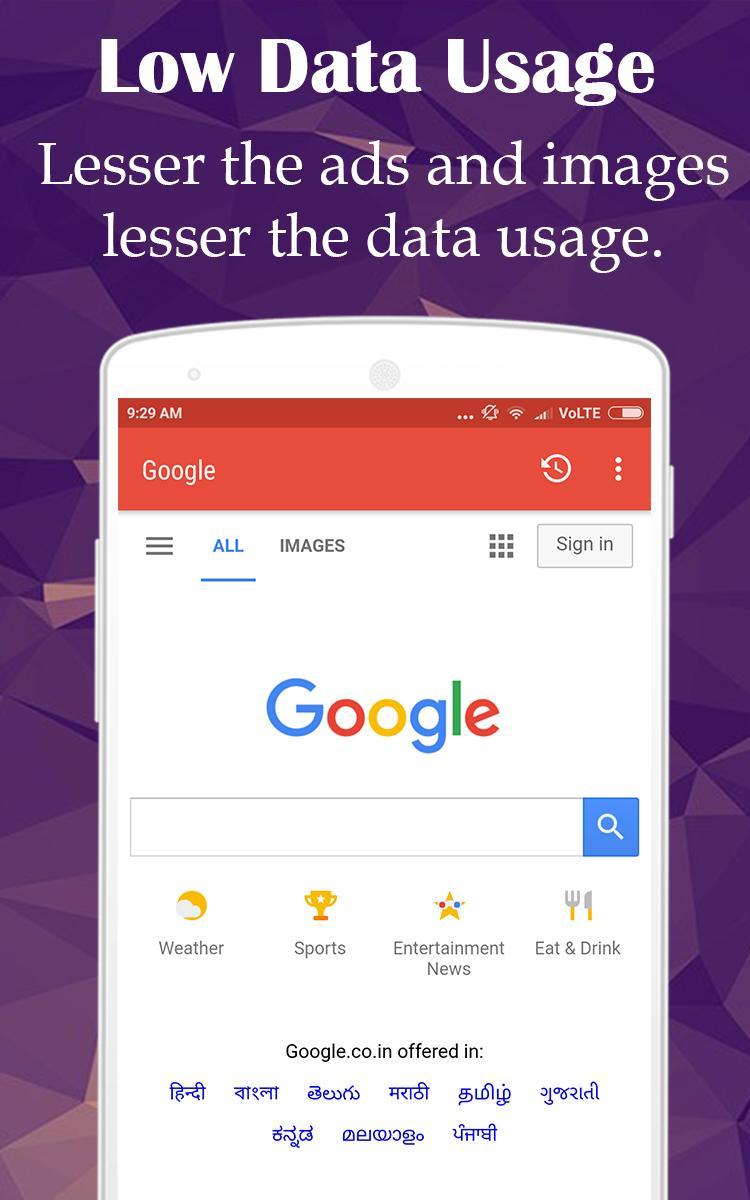 Adbloker Browser - Popup Blocker for Android - APK Download