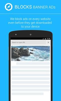 Adskip Browser apk screenshot