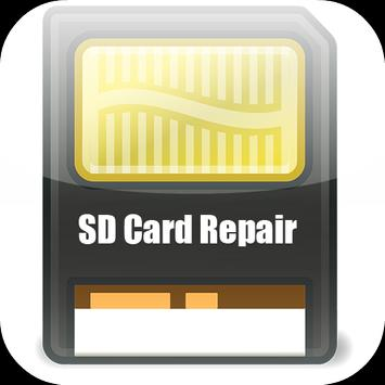 SD Card Repair poster