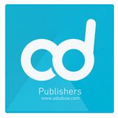 ادس دوز للناشرين icon