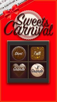 Sweets Carnival poster