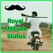 Royal Attitude Status 2018 icon