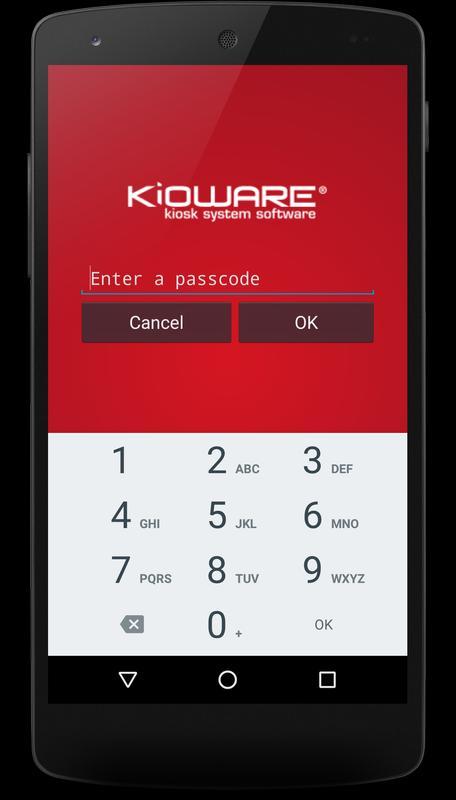 KioWare for Android Kiosk App APK Baixar