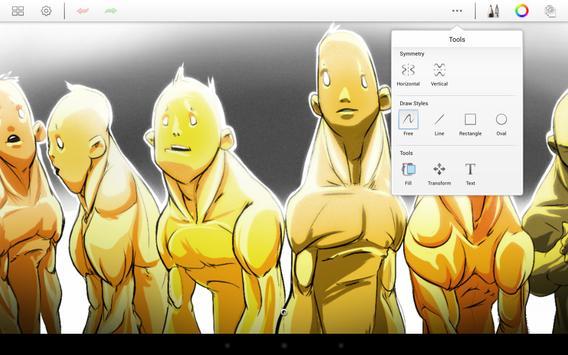 SketchBook Express screenshot 5