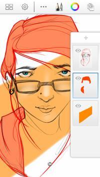 SketchBook Express screenshot 1