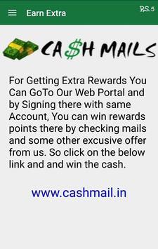 CashMails- Free Recharge App apk screenshot