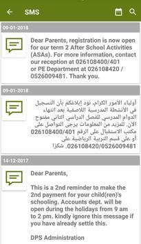 Al Dhafra Private Schools - Abu Dhabi apk screenshot